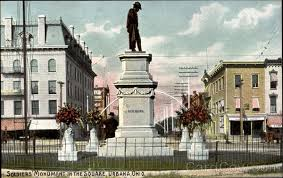 My Relations in Chester Ohio - Statue