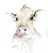 Ruminations Newsletter Cow